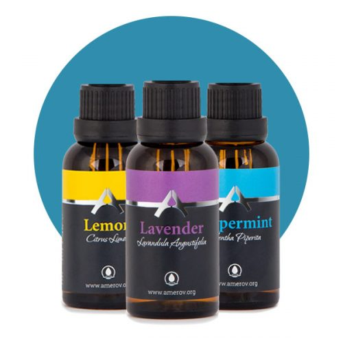 Bundle Lavender Peppermint Lemon