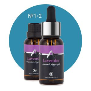 Essential Oils Starter Pack Laveder
