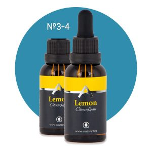 Essential Oils Starter Pack Lemon