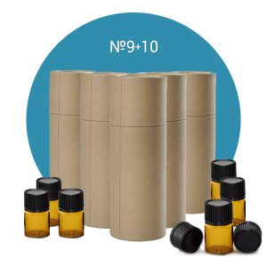 Essential Oils Starter Pack Testers Cylinde